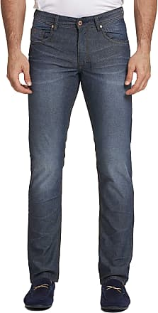 Robert Graham Mens Loder Perfect Fit Jeans In Indigo Size: 29W by Robert Graham