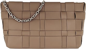 3.1 Phillip Lim Clutch - Odita Lattice Pouch Coffee - brown - Clutch for ladies
