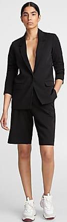 Icone Straight minimalist jacket