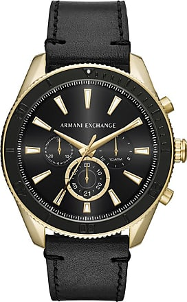 A|X Armani Exchange Relógio Quartz Enzo - Homem - Preto - Único IT