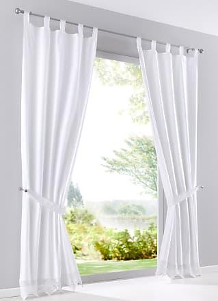 Bonprix Vorhang (1er Pack) weiß, bonprix