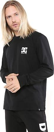 DC Camiseta DC Shoes Basic Star Preta