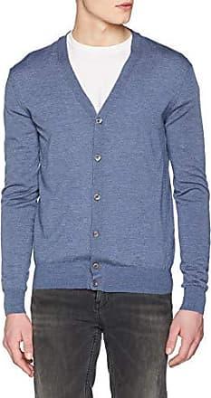 Decatur FZ Cardigan, Blu , XXX Large Uomo
