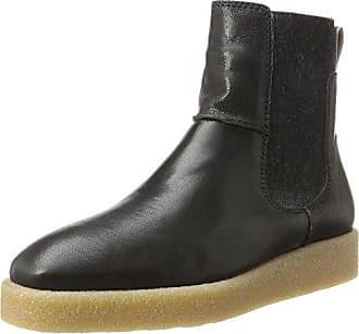 Black Marc Chelsea 70914295001127 O'Polo Flat Boots Schwarz Femme EU 38 Heel Z8qSwpnHZ