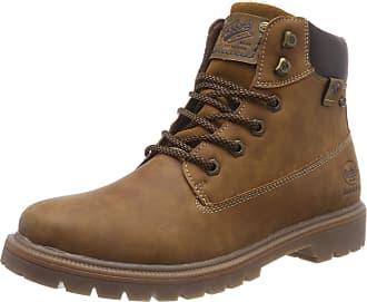 Dockers by Gerli Womens 43ea301 Combat Boots, Brown (Cognac 470), 7 UK