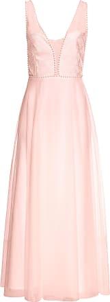 BODYFLIRT boutique Dam Aftonklänning i rosa utan ärm - BODYFLIRT boutique 24cc751f6e674