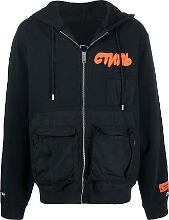 HPC Trading Co. Fashion Man HMBE003S208960271088 Black Cotton Sweatshirt | Spring Summer 20