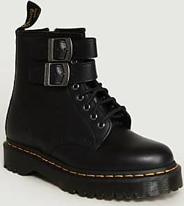 Dr. Martens Schwarze 1460 Alternative Ankle Boots aus Leder - 36 | leather | black - Black/Black