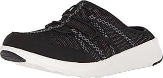 Clarks Womens Darleigh Myra Sneaker, Black Mesh Textile, 10 Medium US
