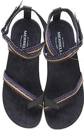 96d3051993f868 Merrell Dames District Mendi Wrap Slingback sandalen - grijs - 37 eu