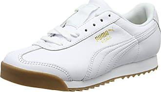 basket puma roma blanche