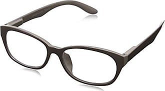 Peepers Good Morning, Charlie Oval Reading Glasses,Grey,+1.75