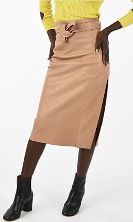 Drome Leather Pencil Skirt size M