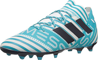 ce7bfbee2 adidas Performance Mens Nemeziz Messi 17.2 FG Soccer Shoe, White/Legend Ink/ Energy