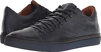 John Varvatos Reed Low Top Sneaker (Midnight) Mens Shoes