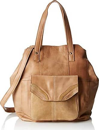 7018a30dafbea Pieces Damen Pcgro Leather Shopper Schultertasche