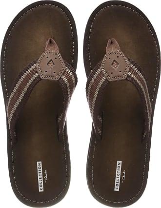 782703ee52579 Clarks Mens Lacono Sun Open Toe Sandals, (Brown 8 UK