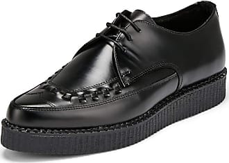 Undercover Womens Roxy Single Sole Creeper Shoes Black UK 3/EU 36