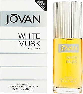 Jovan White Musk by Jovan for Men - 3 Ounce EDC Spray
