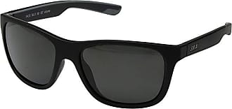 Zeal Optics Radium (Matte Black w/ Polarized Dark Grey Lens) Athletic Performance Sport Sunglasses