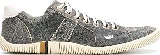 Osklen panelled sneakers - Grey