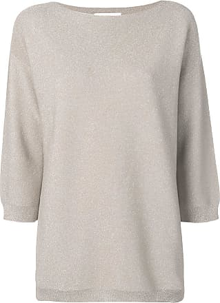 Fabiana Filippi simple sweatshirt - Neutrals