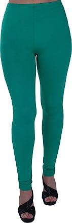 Eyecatch Oversize - Kaira Womens Plus Size Stretch Ladies Trousers Leggings Full Length Pants Jade Size 20/22