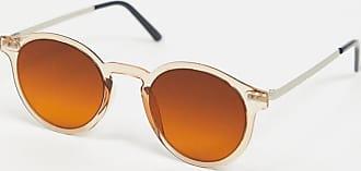 Spitfire British Summer - Occhiali da sole rotondi arancioni-Arancione