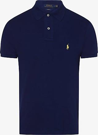 Polo Ralph Lauren Herren Poloshirt - Slim Fit blau