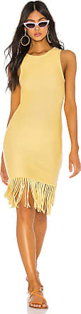 Tularosa Marissa Dress in Yellow