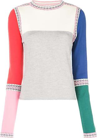 Rosie Assoulin Suéter color block - Estampado