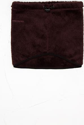 Norse Projects Fleece Neck Warmer Mulberry Red