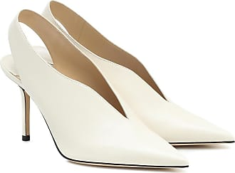 Jimmy Choo London Pumps slingback Saise 85 in pelle