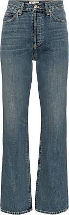 Eve Denim Calça jeans Juliette cropped - Azul