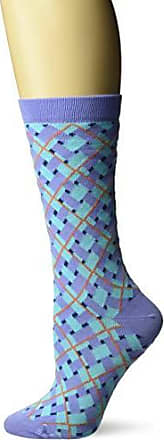Ozone Womens Wayward Weaves Sock-Turquoise, OSFM
