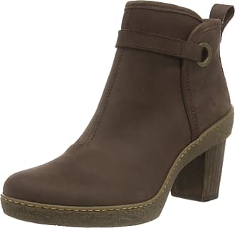 El Naturalista The Naturalist NF71 Pleasant Lichen - Short Boots for Women, Brown, 9 UK, 42 EU