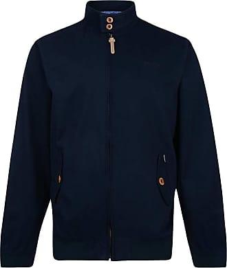 Lambretta Mens Heritage Mod Vintage Harrington Jacket Size Navy Blue M