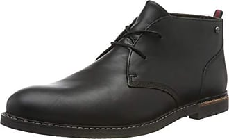 Timberland Mens EK Brook Park Chukka Boot,Black Smooth,7 M US