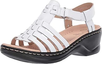 8ff41a091a2 Clarks Leather Sandals for Women − Sale  up to −33%