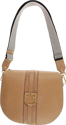Furla Shoulder Bag for Women On Sale, Caramel, Leather, 2017, one size