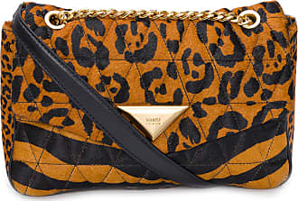 Schutz BOLSA FEMININA SHOULDER BAG 944 WILD MIX - ANIMAL PRINT