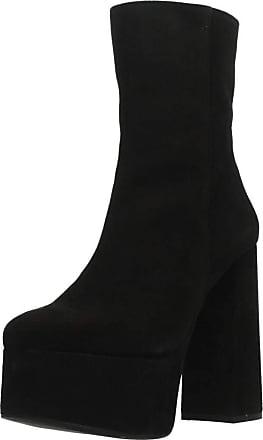 Yellow Womens Boots, Farbe Black, Marke, Modell 92267 Negro (Negro)