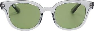 Ray-Ban Óculos de Sol Translúcido Cinza - Mulher - Único US