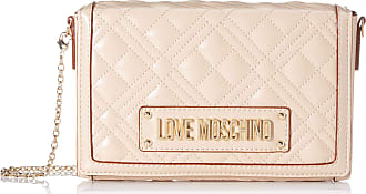 Love Moschino Jc4054pp1a Womens Cross-Body Bag, Beige (Naturale), 5x13x20 centimeters (W x H x L)