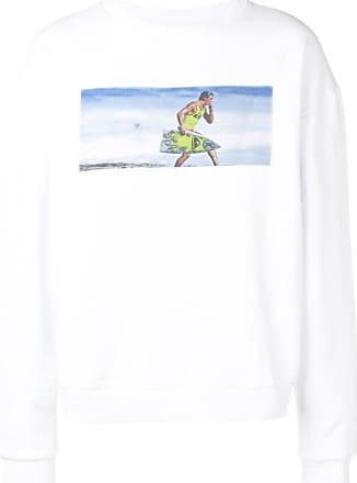 Ex Infinitas Ex-Treme Surfer sweater - Branco