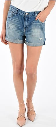 J Brand Vintage Effect Denim JOHNNY Shorts size 28