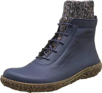 El Naturalista Womens N5444 Ankle Boots, Blue (Ocean Ocean), 5 UK