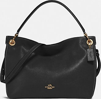 Coach Clarkson Hobo in Black