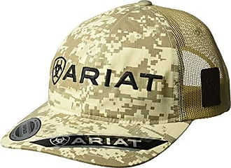 26780d71b00fc Ariat Mens Digital Camo Embrodered Name Mesh Cap
