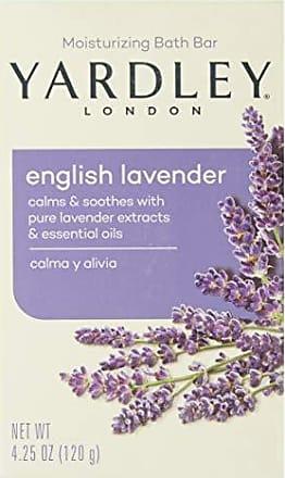 Yardley By Yardley English Lavender Luxury Soaps 3x3.5 Oz Each Health & Beauty